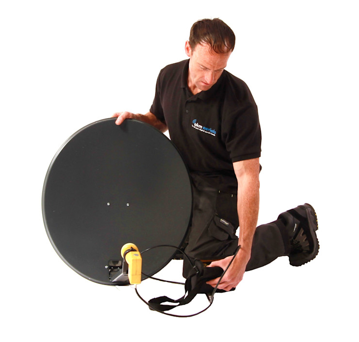 Satellite installations Cheltenham Cheltenham Aerials Электроника Металл Черный
