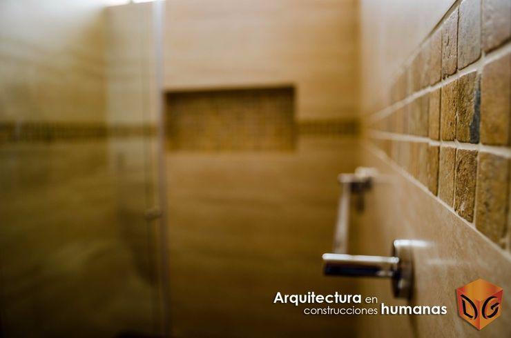 DG ARQUITECTURA COLOMBIA Moderne Badezimmer Fliesen