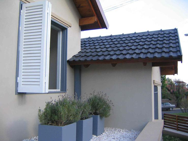 Dario Basaldella Arquitectura Rumah Klasik Beige