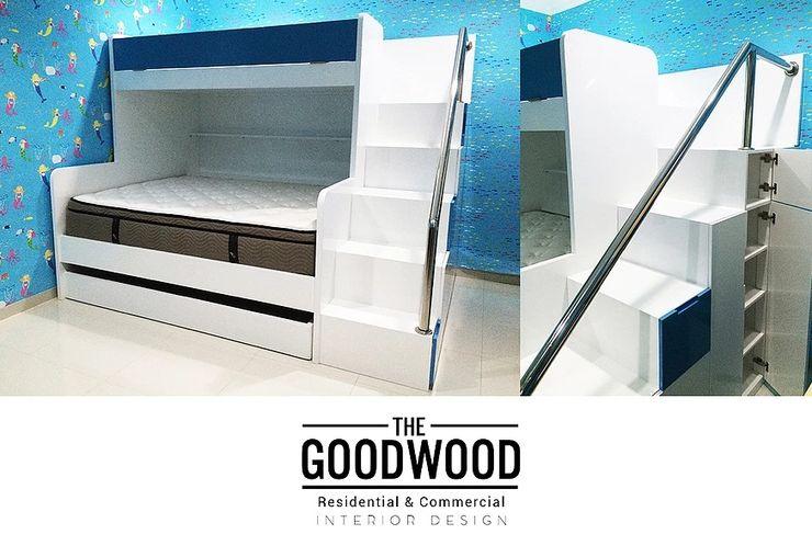 The GoodWood Interior Design 臥室