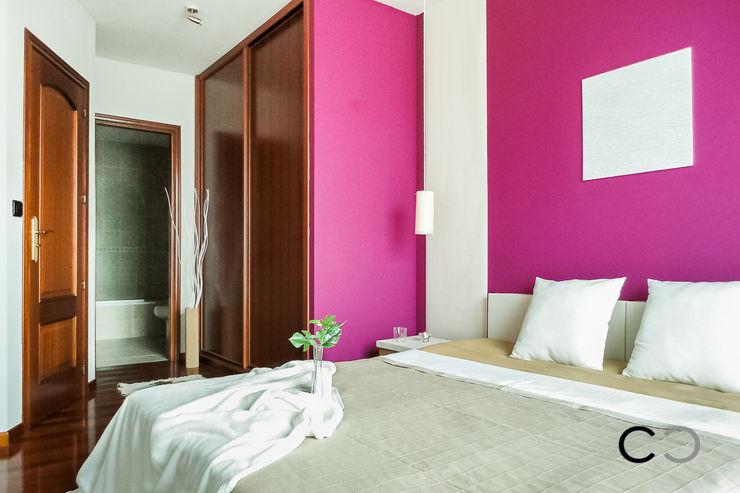 CCVO Design and Staging Kamar Tidur Modern Pink