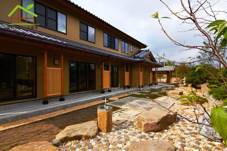 客製化設計-樂活山莊-日式健康綠建築 詮鴻國際住宅股份有限公司 木屋
