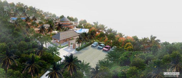 Malaka Villas Skye Architect Hotel Tropis