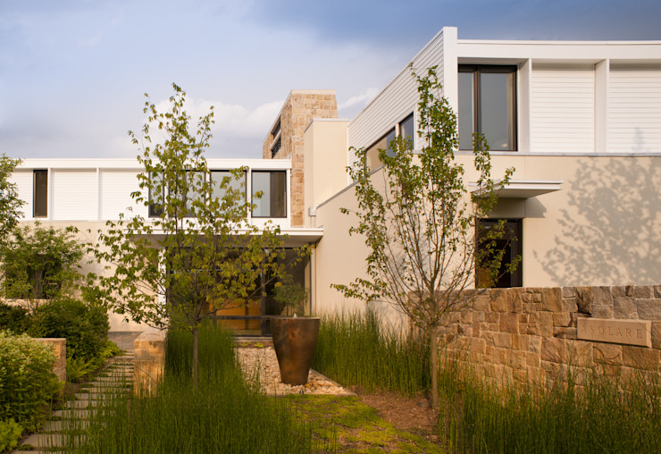 BOWA - Design Build Experts Дома в стиле модерн