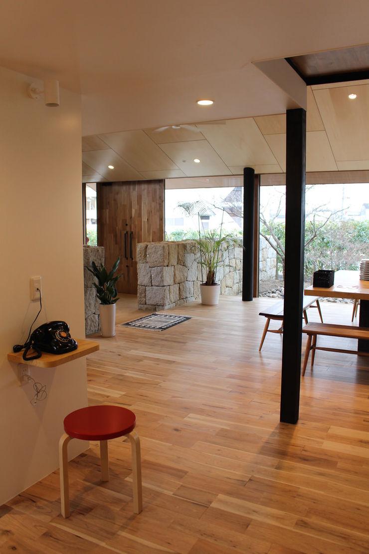 85inc. 辦公室&店面 木頭 Wood effect