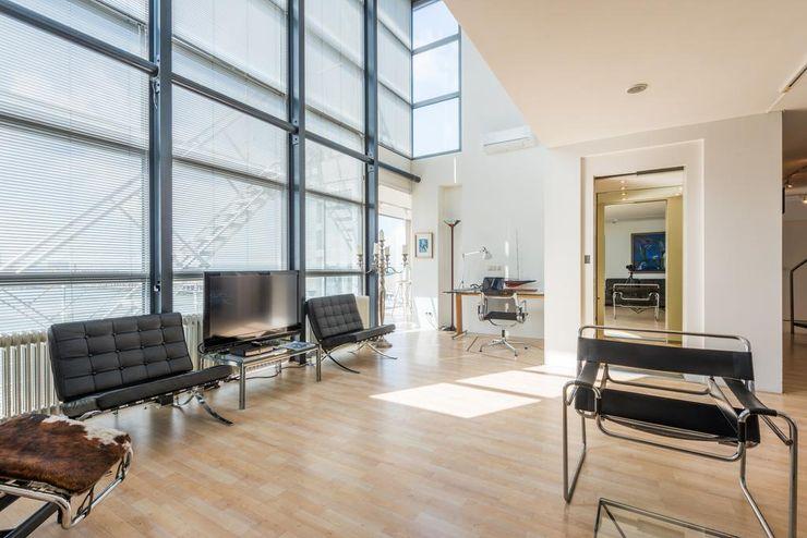 Archipelontwerpers Moderne Wohnzimmer
