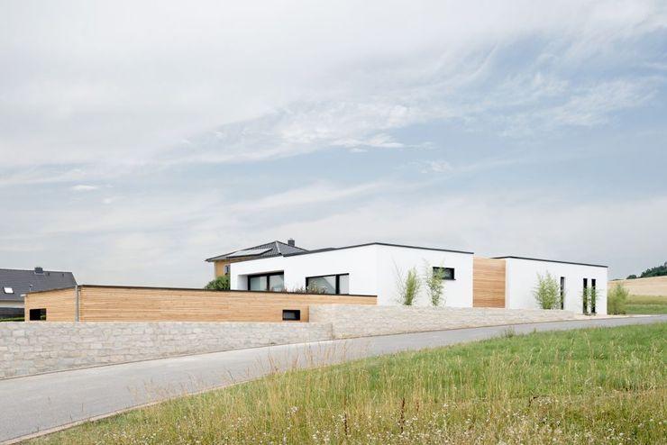 Exclusiver Bungalow mit hochwertiger Ausstattung in Lichtenfels wir leben haus - Bauunternehmen in Bayern Bungalow