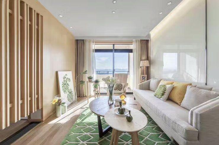 KD Panels Minimalist living room Wood Wood effect