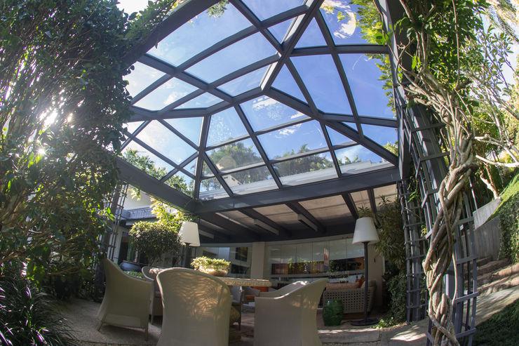 Belas Artes Estruturas Avançadas Classic style conservatory