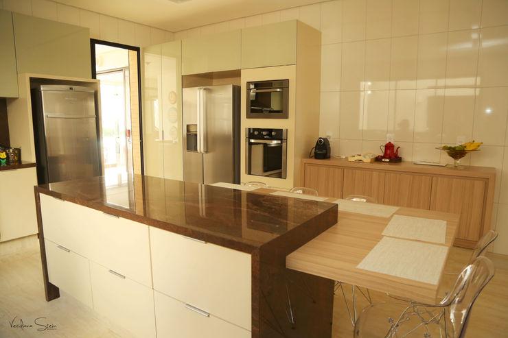 Cozinha - Casa Pérola Cia de Arquitetura Cozinhas clássicas