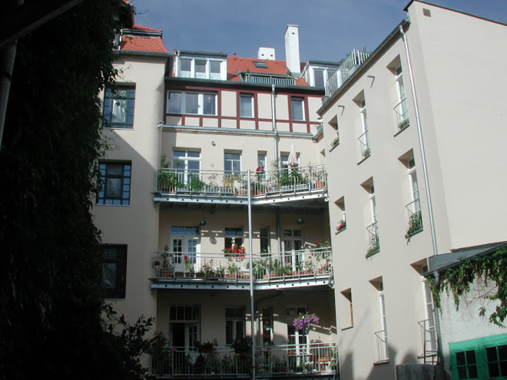 Umbau und Sanierung eines Denkmals Architekturbüro Reichert Klassische Häuser