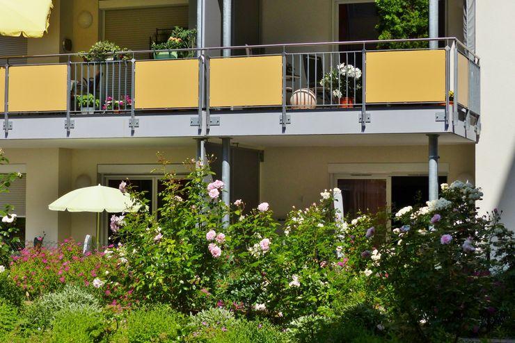 Innenhof KAISER + KAISER - Visionen für Freiräume GbR GartenPflanzen und Blumen