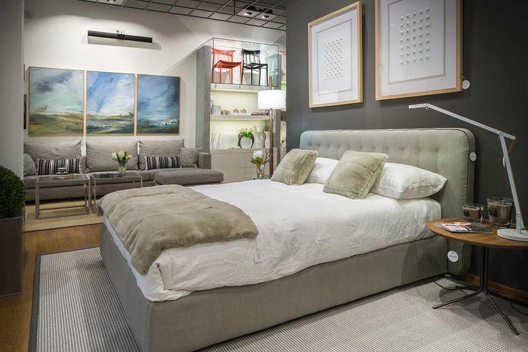 Urbana Interiorismo Спальня