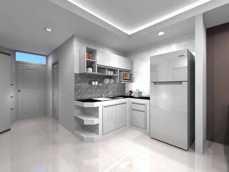 ผลงานของบริษัท ออกแบบตกแต่งห้องครัว ห้องน้ำ