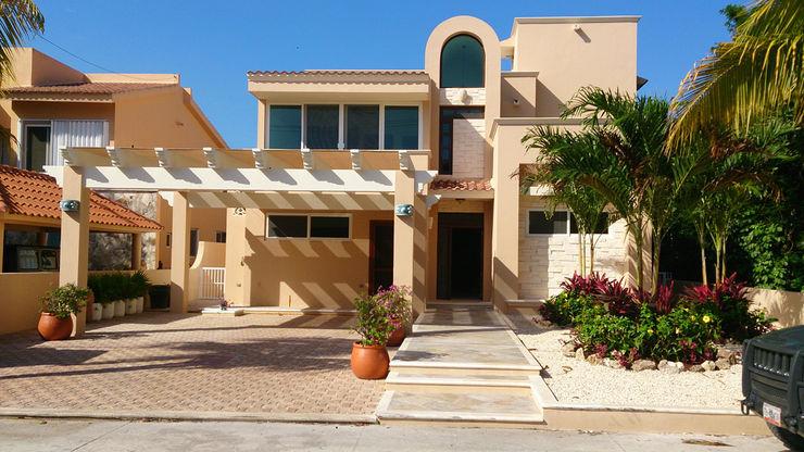 DHI Arquitectos y Constructores de la Riviera Maya Single family home