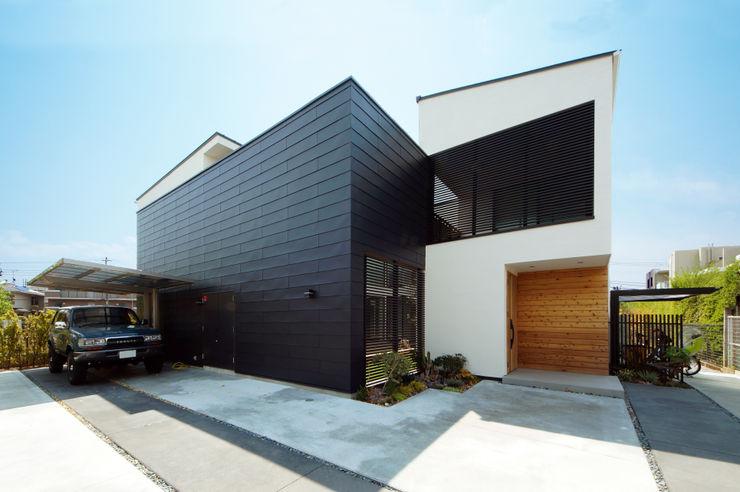 TERAJIMA ARCHITECTS/テラジマアーキテクツ Moderne Häuser