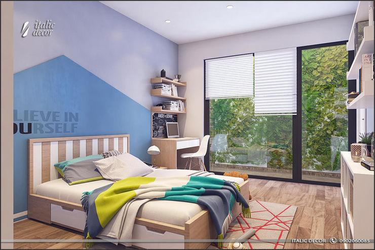 homify Phòng ngủ phong cách hiện đại