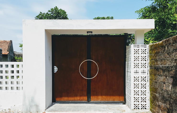 RÂU ARCH Portes d'entrée