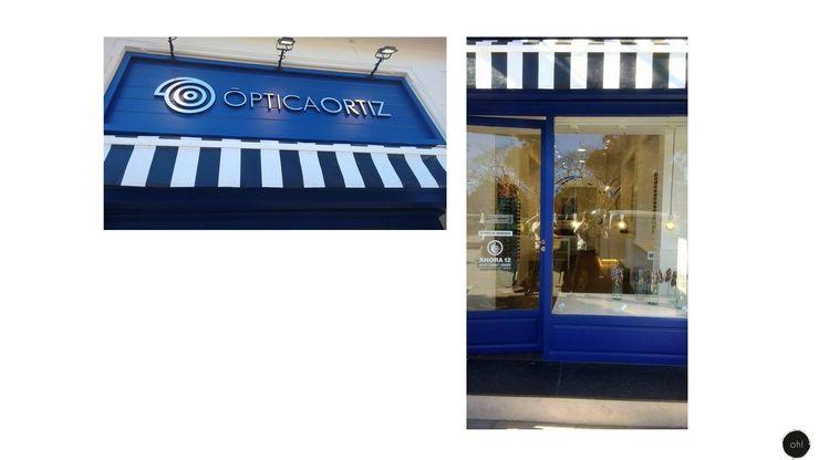 OH! estudio diseño & arquitectura Commercial Spaces Engineered Wood Blue