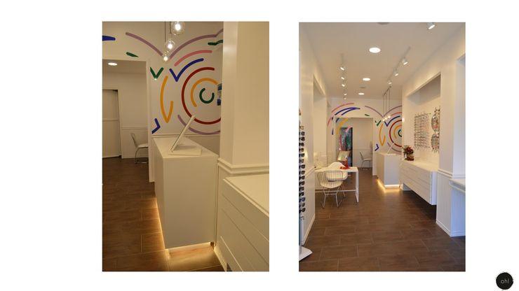 OH! estudio diseño & arquitectura Commercial Spaces