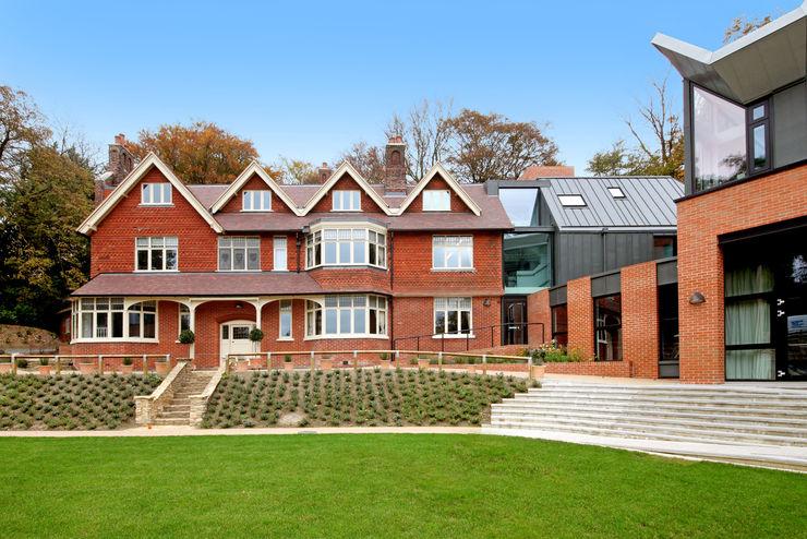 Stepping Stones School, Hindhead, Surrey Clement Windows Group Klasik Okullar