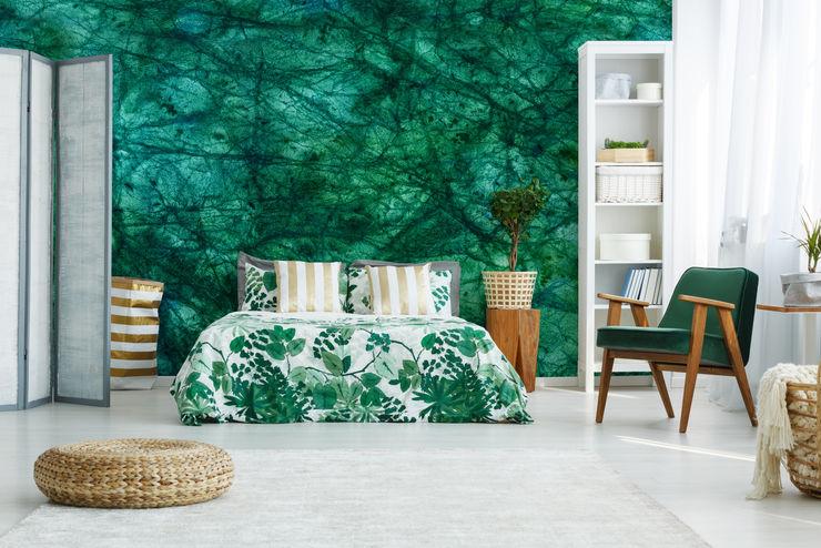 The Precious Malachit Pixers Kamar Tidur Modern Turquoise