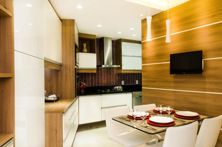 Studio Prima Arq & Design Dapur Klasik
