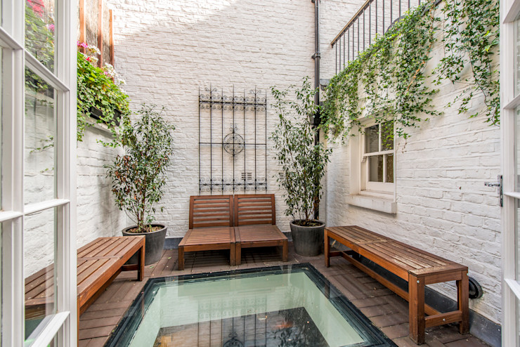 Garden Prestige Architects By Marco Braghiroli Modern garden