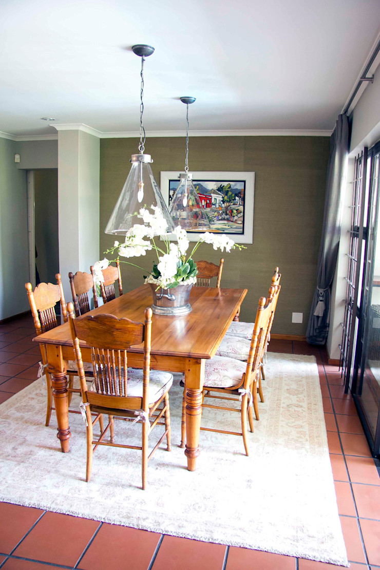 House Couture Interior Design Studio Classic style dining room