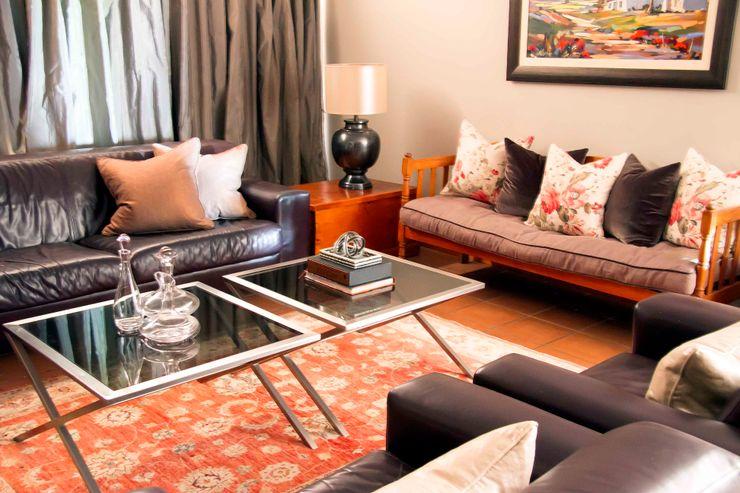 House Couture Interior Design Studio Classic style living room