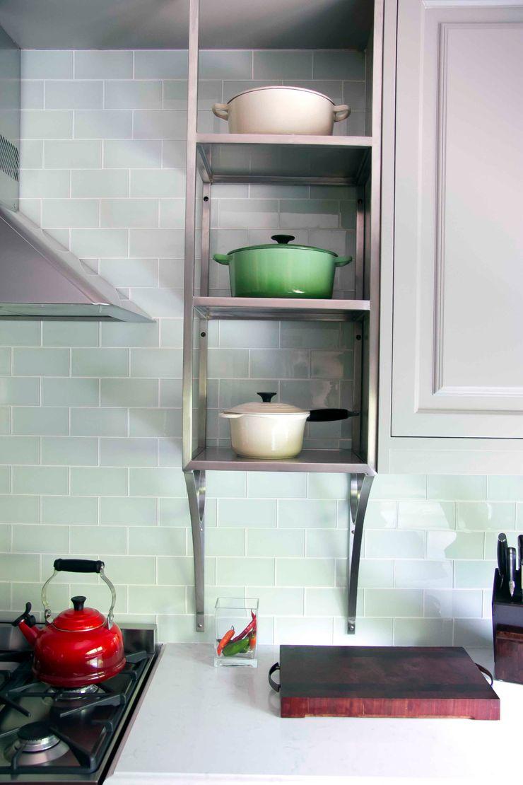House Couture Interior Design Studio KitchenCabinets & shelves