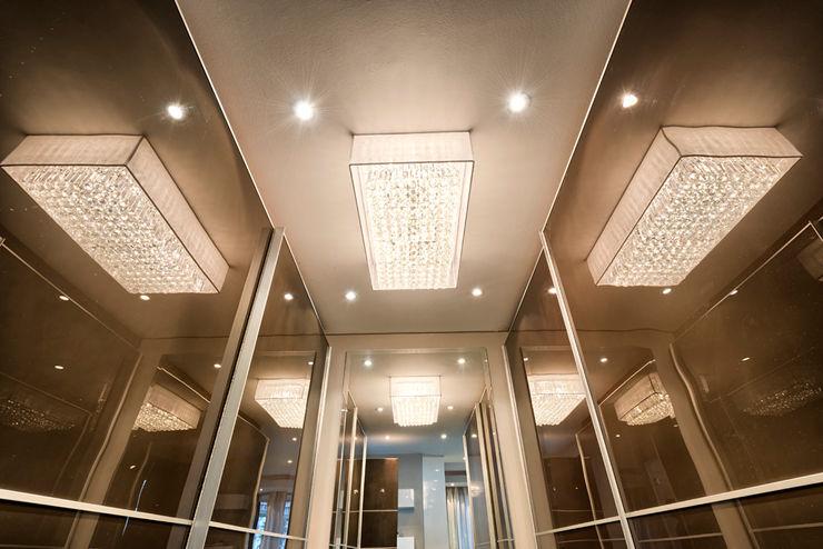 House Couture Interior Design Studio BedroomLighting