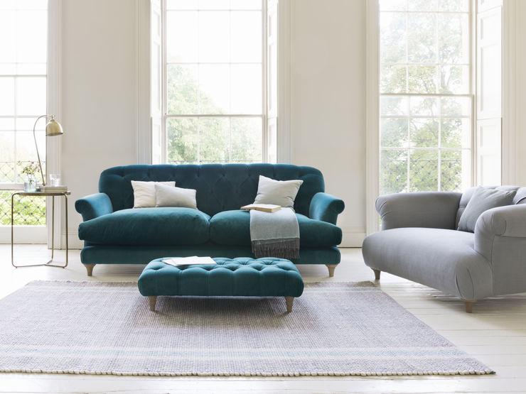 Comfty footstool Loaf Modern living room