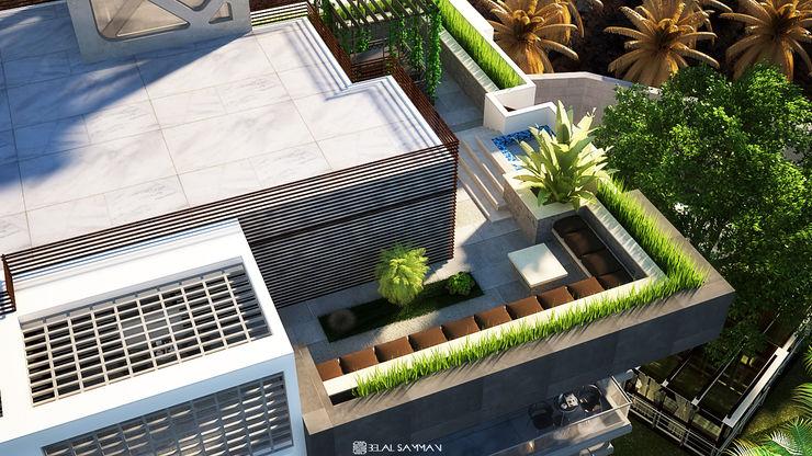 Green Heights Belal Samman Architects Dachterrasse