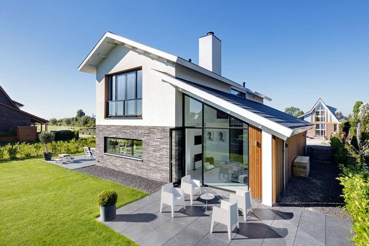 BNLA architecten Modern Evler