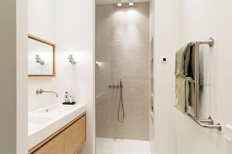 BNLA architecten 現代浴室設計點子、靈感&圖片