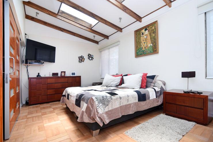 ARCOP Arquitectura & Construcción 臥室