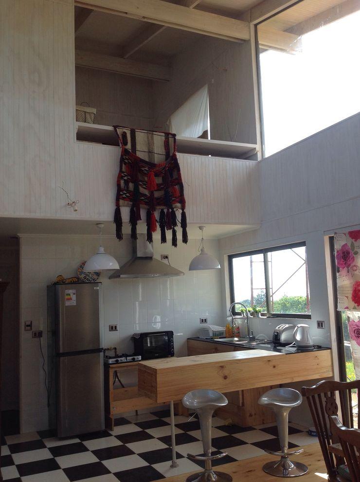Casa en Algarrobo Arquitectura Amanda Perez Feliú