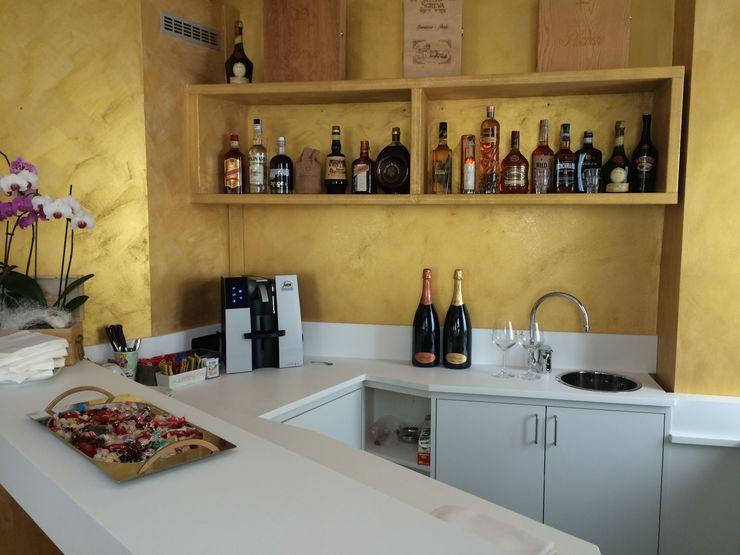 ANGOLO BAR PRIVATO CARLO CHIAPPANI interior designer StudioAccessori & Decorazioni