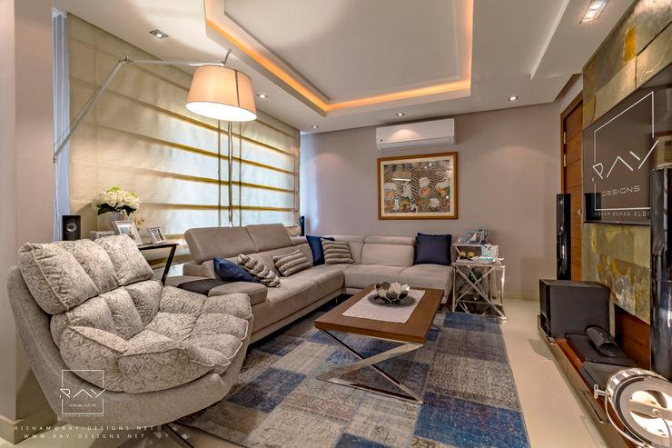 LIVING ROOM by raydesigns RayDesigns Salas de estilo moderno