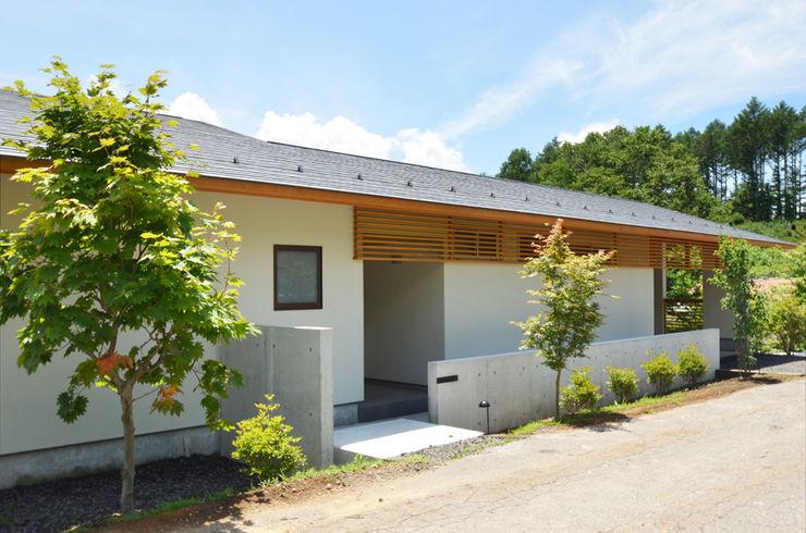 鎌田建築設計室 Modern houses