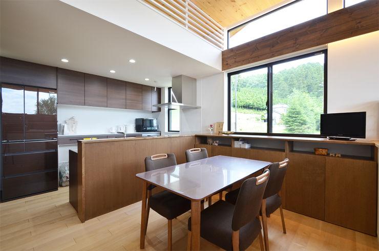 鎌田建築設計室 Modern dining room