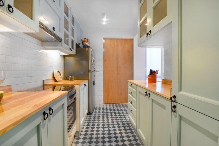 ARCOP Arquitectura & Construcción Kitchen units