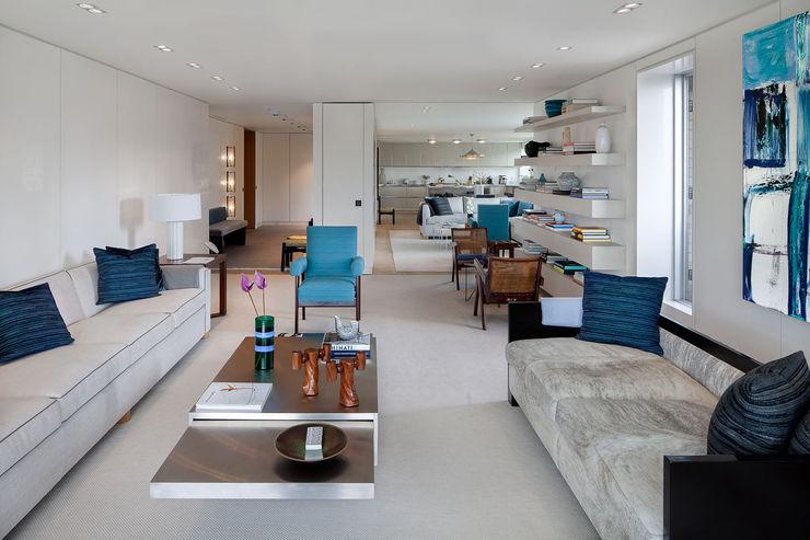 Upper East Side Apartment andretchelistcheffarchitects Modern Living Room