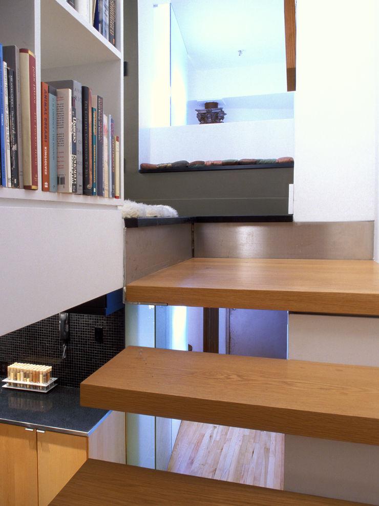 Kimberly Peck Architect Koridor & Tangga Modern