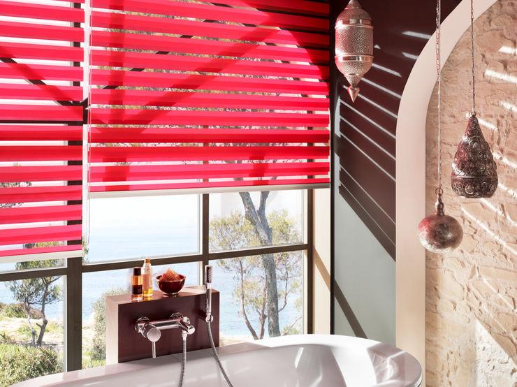 erfal GmbH & Co. KG Windows & doorsBlinds & shutters Red