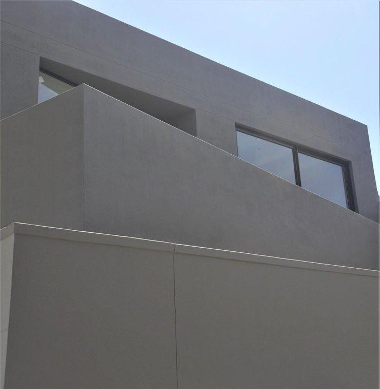 Kunst Architecture & Interiors Single family home Bricks Brown