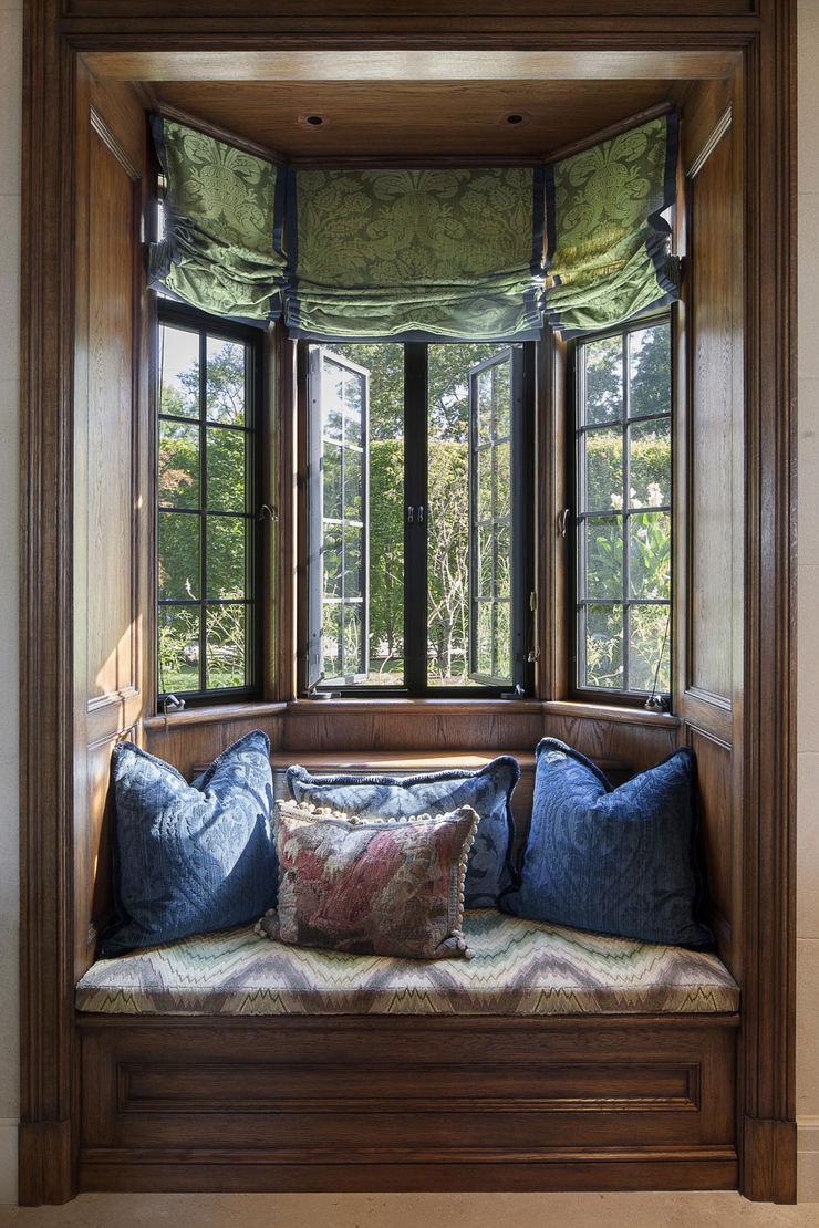 Round Hill Estate andretchelistcheffarchitects Wooden windows