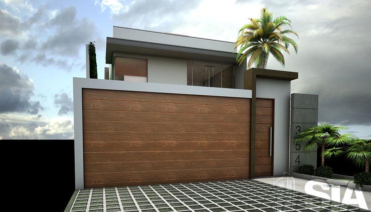 Soluciones Técnicas y de Arquitectura 車庫/遮陽棚