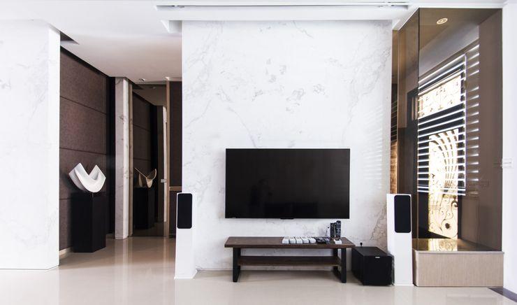 馬汀空間設計 Modern Living Room